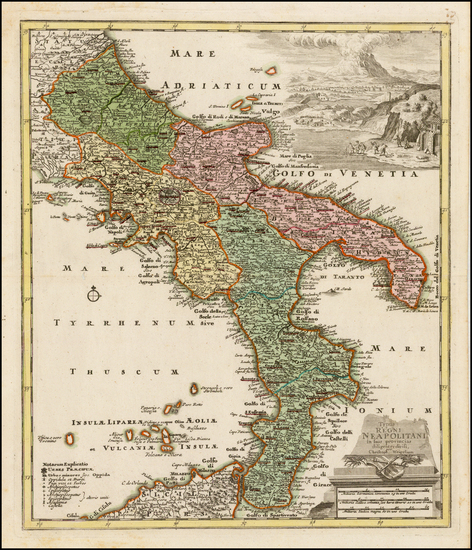 90-Italy Map By Christopher Weigel
