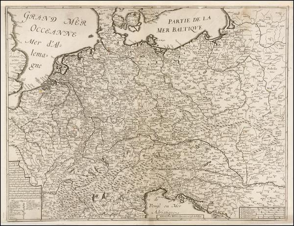 6-Europe, France, Germany, Austria, Poland, Hungary, Czech Republic & Slovakia and Balkans Ma