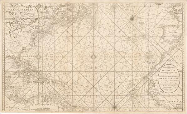21-Atlantic Ocean, United States, New England, Mid-Atlantic, Southeast, North America, Caribbean a