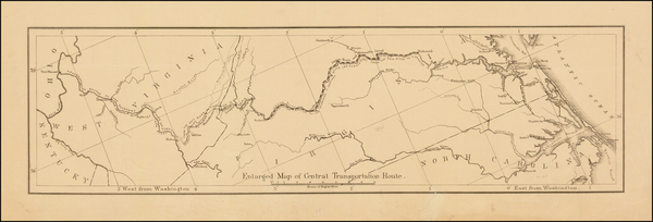 Mid-Atlantic and Southeast Map By U.S. Army Corps of Engineers