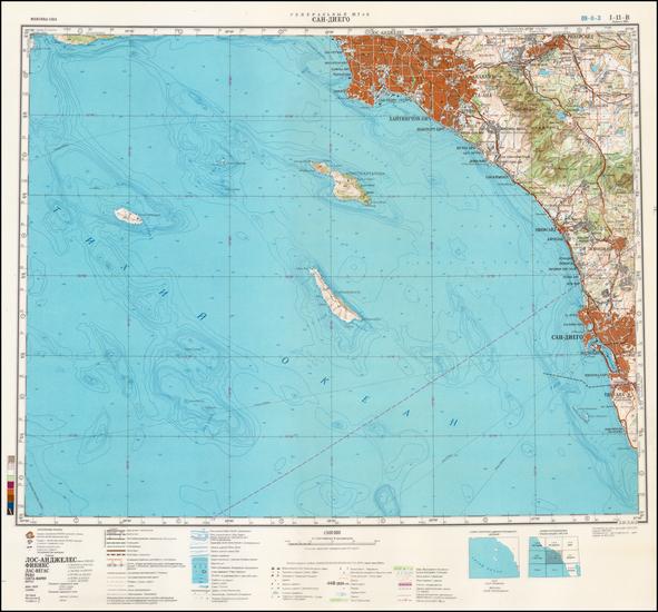 93-California Map By Generalnyi Shtab