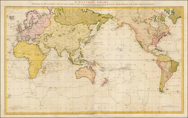 49-World, World, Australia & Oceania, Pacific, Australia, Oceania, New Zealand, Hawaii and Oth