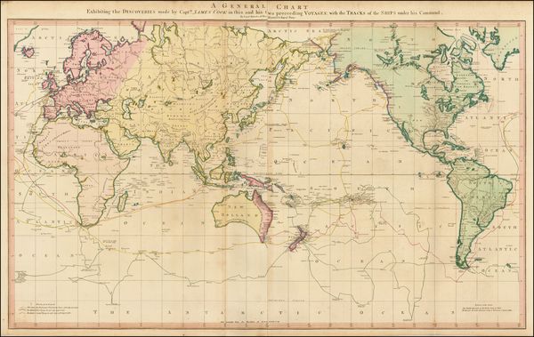 68-World, World, Australia & Oceania, Pacific, Australia, Oceania, New Zealand, Hawaii and Oth