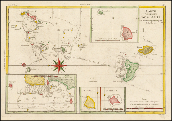 46-Other Pacific Islands Map By Rigobert Bonne