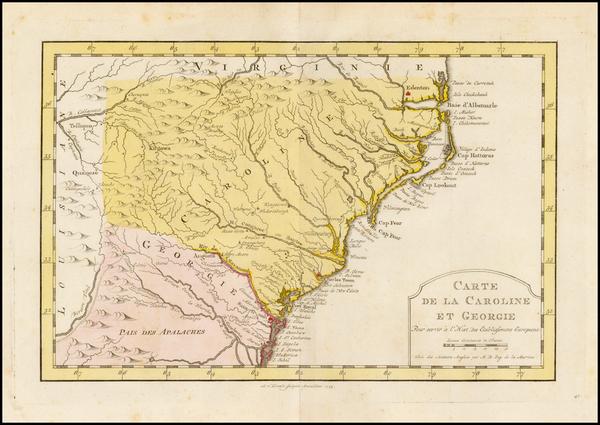 31-South and Southeast Map By A. Krevelt