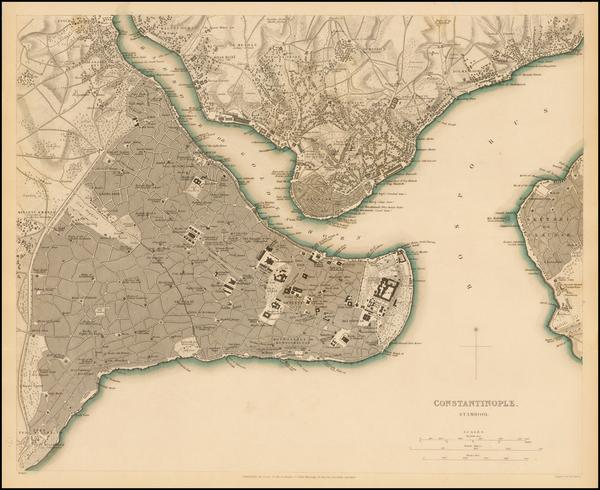 9-Turkey and Turkey & Asia Minor Map By SDUK