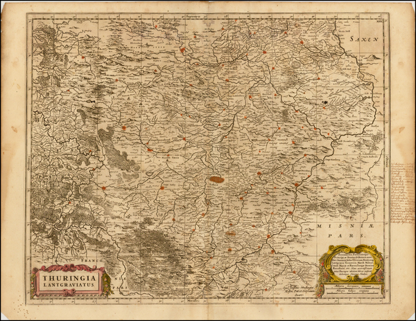 80-Germany Map By Moses Pitt