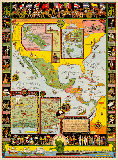 39-United States, Florida, Southeast, Southwest, North America, Baja California, Caribbean, Centra