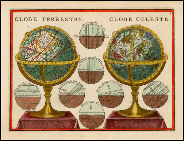 Celestial Maps Map By Jacques Chiquet