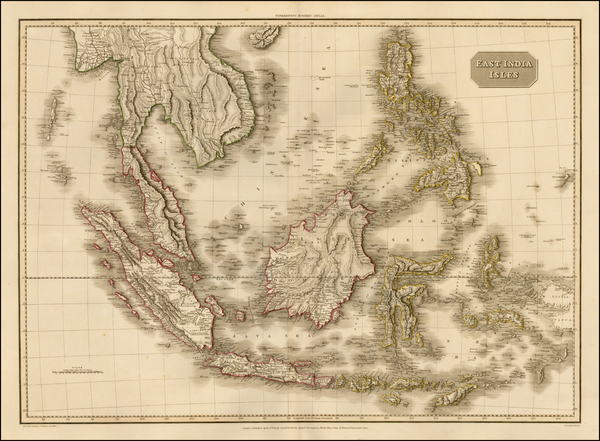 25-India, Southeast Asia, Philippines, Australia & Oceania and Other Pacific Islands Map By Jo