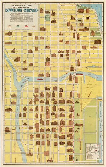 80-Midwest Map By The Clason Map Company