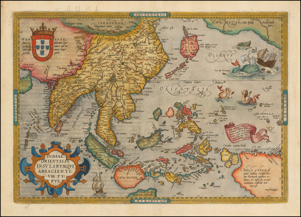 65-Southeast Asia, Philippines, Australia & Oceania, Australia and Oceania Map By Abraham Orte