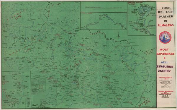 41-India Map By Madhab Lal Maharjan / Parmeshor L. Shrestha