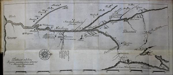 8-Midwest Map By Louis Jolliet