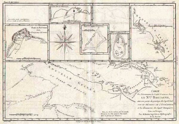 62-Asia, Southeast Asia, Australia & Oceania and Other Pacific Islands Map By Rigobert Bonne
