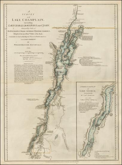 74-New England and Vermont Map By Robert Sayer  &  John Bennett