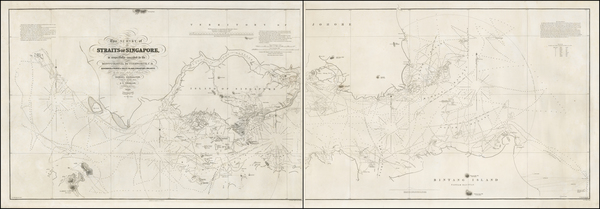 87-Southeast Asia and Singapore Map By Samuel Congalton  &  John Turnbull Thomson