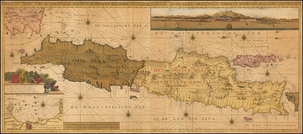 100-Southeast Asia and Indonesia Map By Gerard Van Keulen