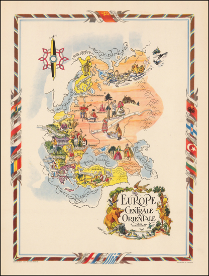 34-Europe, Europe, Poland, Russia, Ukraine, Hungary, Romania, Czech Republic & Slovakia, Balka