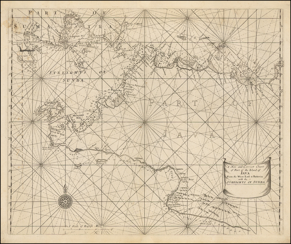 37-Southeast Asia and Indonesia Map By Samuel Thornton