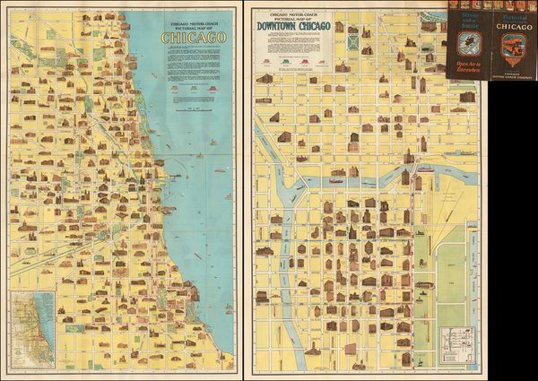 63-Midwest Map By The Clason Map Company