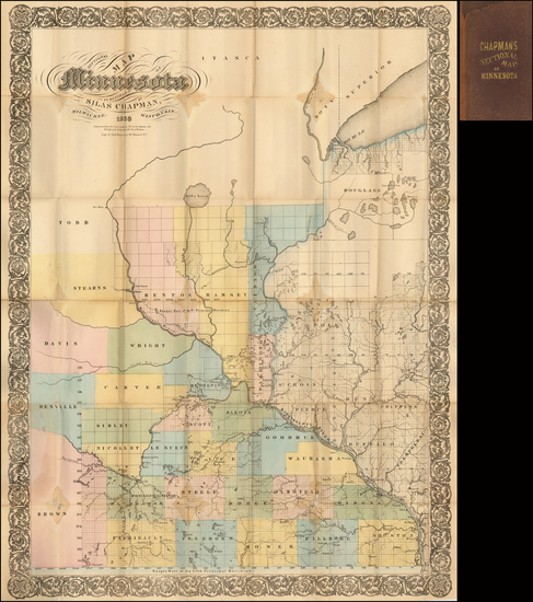 8-Midwest and Minnesota Map By Silas Chapman
