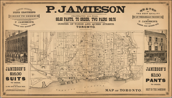 99-Canada Map By Ralph Smith & Co.