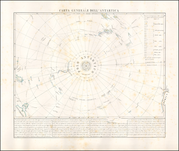 27-Polar Maps Map By Benedetto Marzolla
