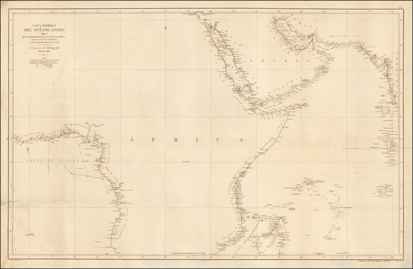 21-India, Other Islands, Middle East, East Africa, West Africa and African Islands, including Mada
