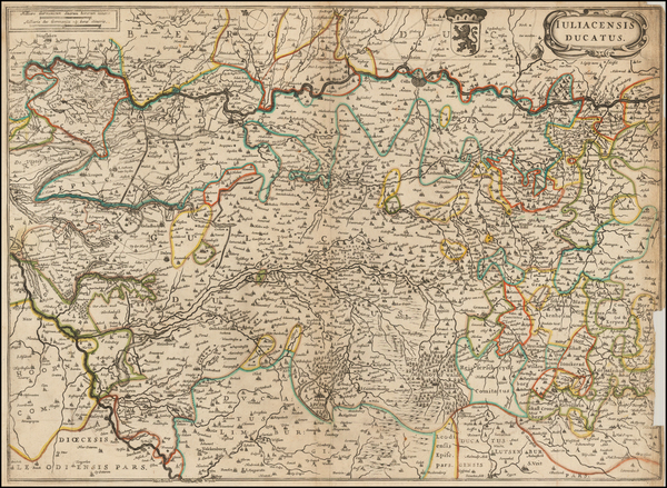 74-Germany Map By