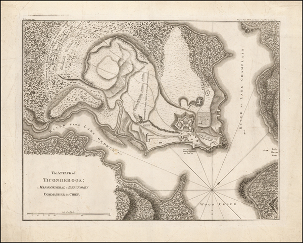 84-New York State Map By Thomas Mante