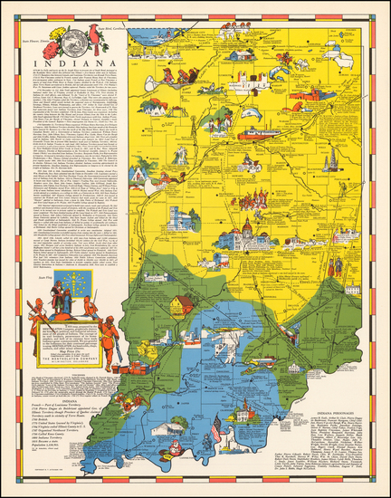 84-Midwest Map By R.T. Aitchison