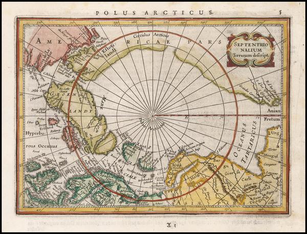 14-Polar Maps and Alaska Map By Jan Jansson