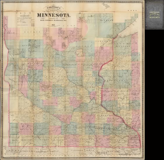 62-Midwest and Minnesota Map By Silas Chapman