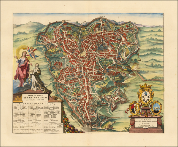 12-Other Italian Cities Map By Pieter Mortier