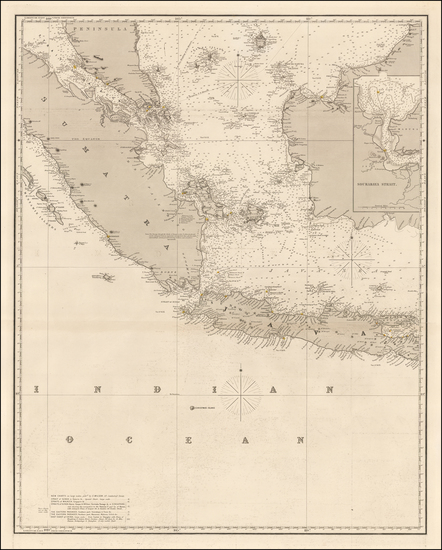 Southeast Asia Map By Charles Wilson