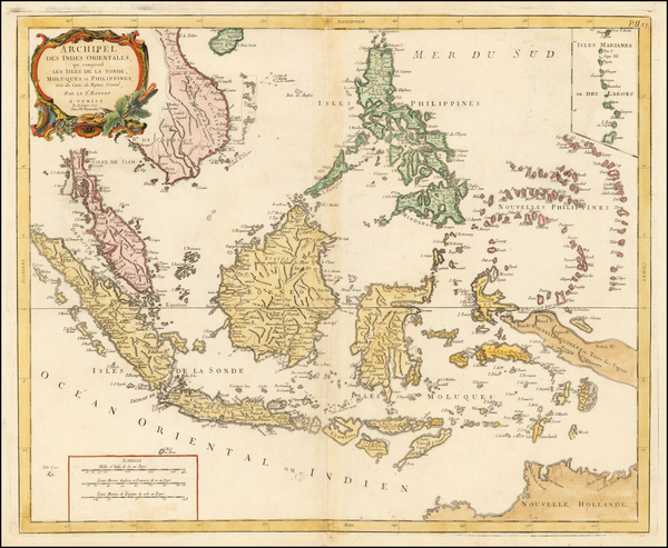 72-Southeast Asia, Philippines and Indonesia Map By Paolo Santini