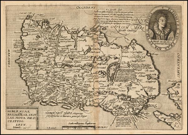 41-Ireland Map By Matthias Quad