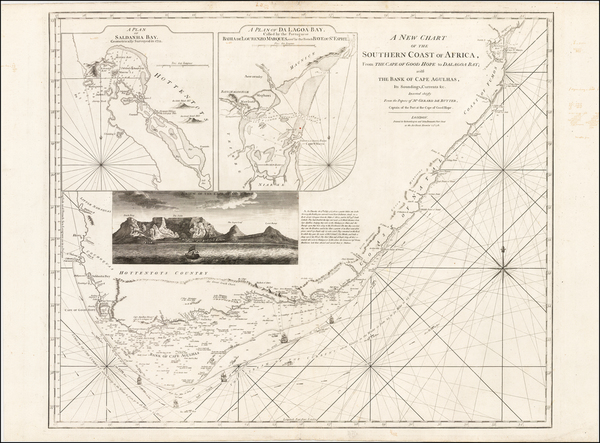 92-China, South Africa, Australia, Other Pacific Islands and Hong Kong Map By Robert Sayer / John