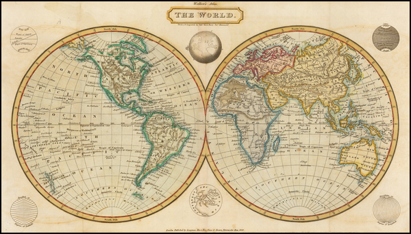 World and World Map By John Walker