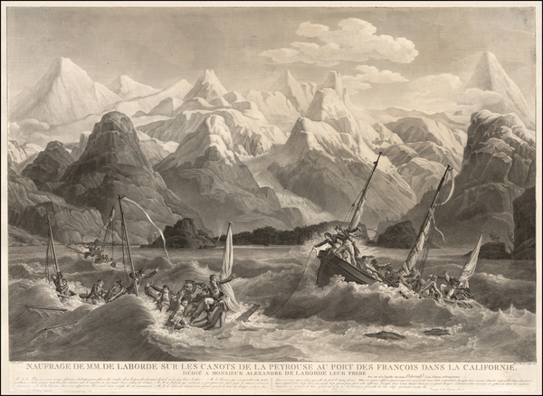 8-Alaska Map By Louis Philippe Crepin