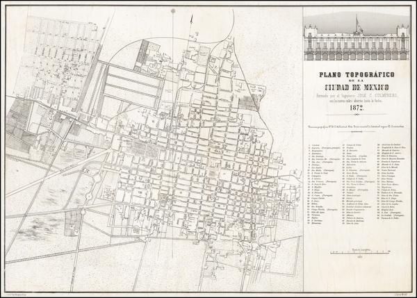 86-Mexico Map By José Colmenero