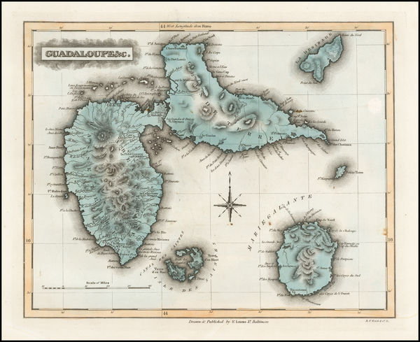35-Other Islands Map By Fielding Lucas Jr.