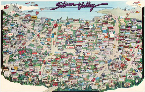 6-California Map By Johnson