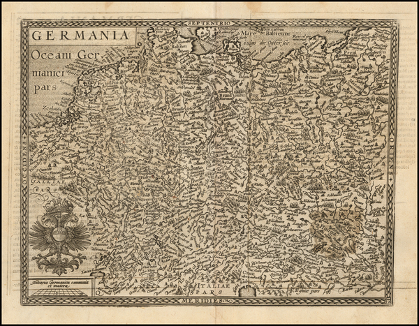 79-Germany and Poland Map By Matthias Quad / Janus Bussemacher