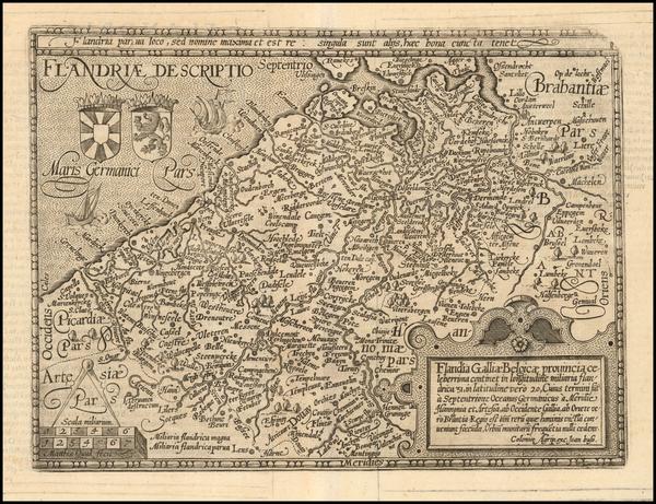 77-Belgium Map By Matthias Quad / Janus Bussemacher