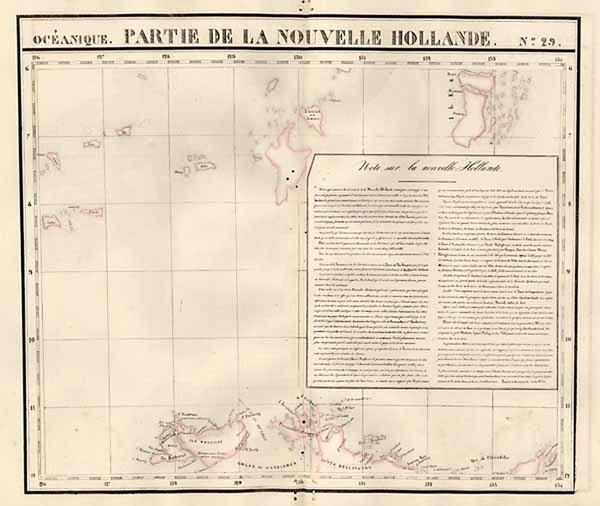 13-Asia, Southeast Asia, Australia & Oceania, Australia, Oceania and Other Pacific Islands Map