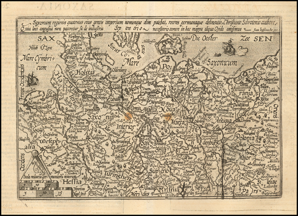 Germany and Poland Map By Matthias Quad / Janus Bussemacher