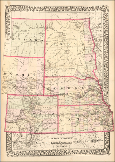 86-Plains, Kansas, Nebraska, North Dakota, South Dakota, Colorado, Colorado, Montana and Wyoming M