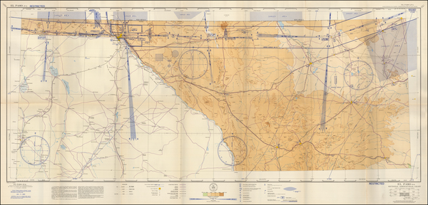 78-Texas Map By U.S. Coast & Geodetic Survey